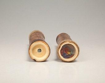 Bamboo kaleidoscope \  exclusive design \ gift