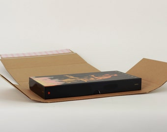 DVD Set/Book T Wrap Protective Shipper