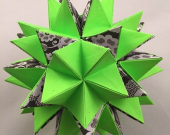 Revealed flower origami image collections flower decoration ideas origami revealed flower ball tutorial origami handmade revealed flower origami ball origami ball mightylinksfo mightylinksfo