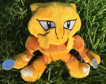 Aakazam Pokemon plush