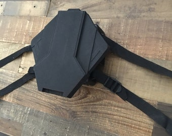 3D printed Deadpool Back Scabbard only