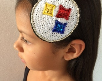 Steelers headband