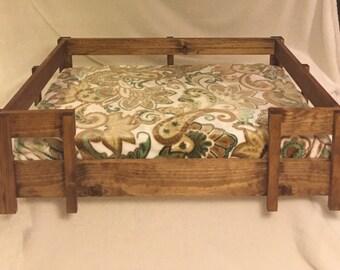 Large Custom Pet Bed