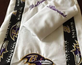 Baltimore Ravens Table Runner