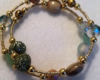 Small Wrap Bracelet