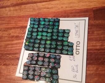 Australian Opal Gemstones