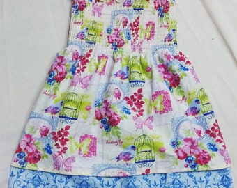 whimsical spring/summer dress for girls