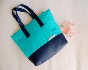 Blue Bag blue