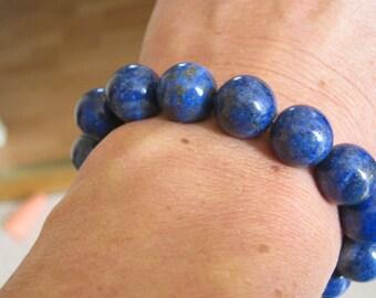 Bangle stone Lapis Lazuli