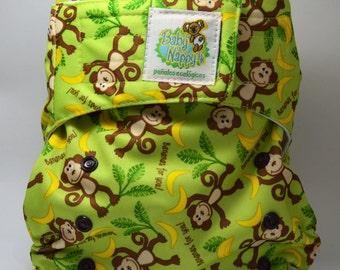 Organic cloth diapers test kit
