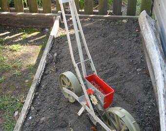 Precision Garden Seeder, Esmay Products, Row Planter