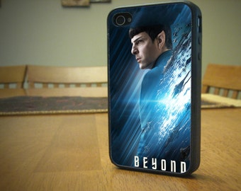 Star Trek Spock Case for iPhone 4/4s, 5/5s, 6/6s, 6/6s Plus, SE and Samsung S3
