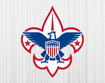 Boy Scouts of America Svg/png/eps/dxf