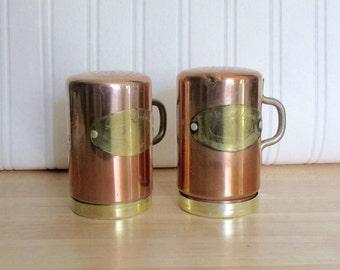 Items similar to salt pepper jars on etsy for Tapis de cuisine salt pepper