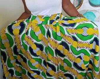 Ankara Maxi Skirts