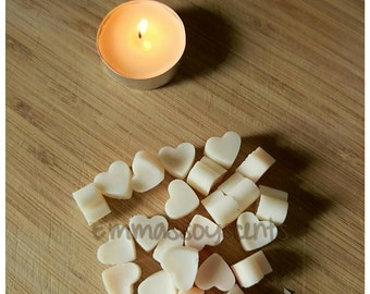 Highly Scented SELECTION of soy wax melts 60Pieces