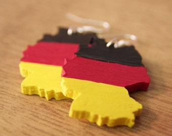 Earrings Germany to the Sydney Games 2016