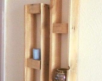 Pallet Shelves - Rustic/Plain