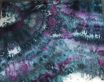 Hand Dyed Fabric 214