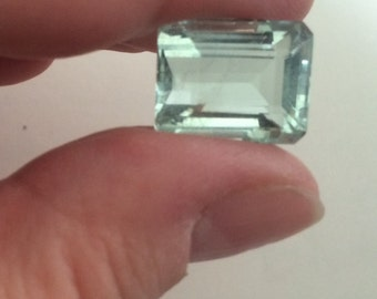 Beautiful Aquamarine gemstone