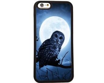 Night Owl iPhone Case Cover - Phone 6 + 6s 5s 5c 5 4s 4