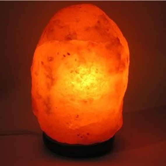 Himalayan Salt Lamp For Headaches : Himalayan Salt Lamp by JaazyJewels on Etsy