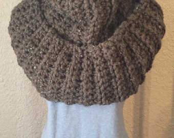 Highland Cowl in wheat
