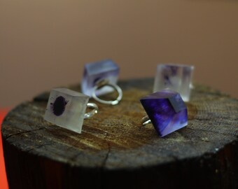 adjustable resin rings