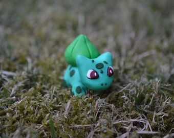 Bulbasaur pokémon figure