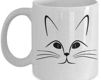 Funny Coffee Mugs - Cat Lover Coffee Mug