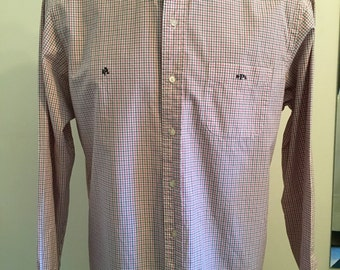 Ralph Lauren check shirt XL