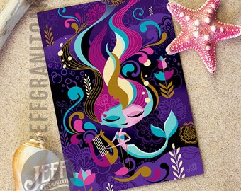 Siren Song Postcard