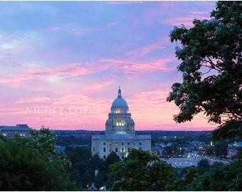 Providence, RI State House - Pride