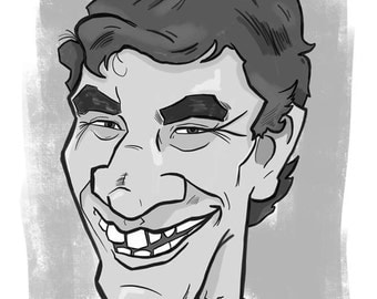 Custom Caricatures from Photographs