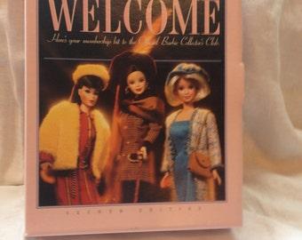 Barbie Club Welcome Kit 1997
