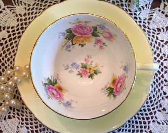 Royal Stafford Teacup & Saucer