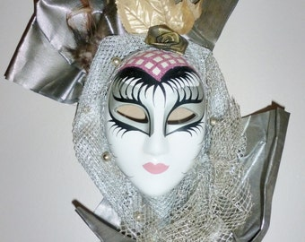 Small Decorative Mask