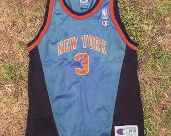 NY nicks youth large basketball vest