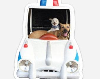 Sticker: Dog PAWtrol