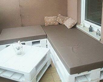 Terrace furniture - sedežna garnitura