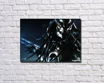 Predator A3 Canvas