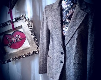 1970s tweed jacket
