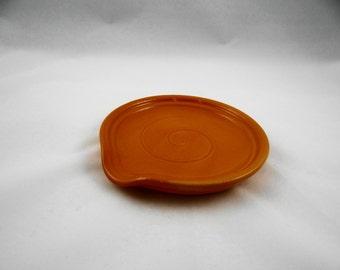 Spoon Rest, Orange (SR-O)