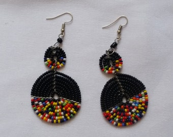 typical earrings