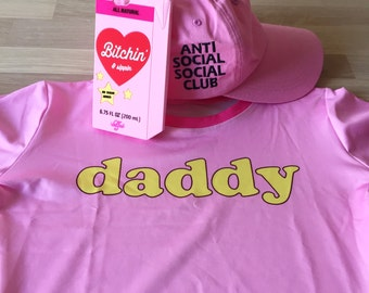 Pink Pack Pastel kawaii tumblr daddy anti social club