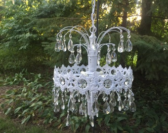 Vintage Chandelier  Made in Italy