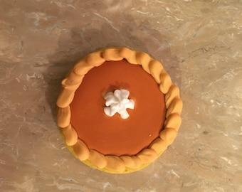 Pumpkin pie cookie