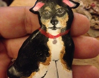 Customized Pet Magnets (hand-painted)