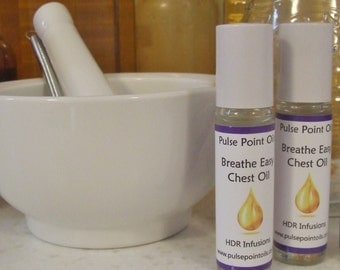 Breathe Easy childrens chest rub oil. Natural cold decongestant. Soothing bedtime cold relief remedy, Eucalyptus infant massage oil.