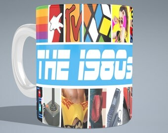 1980's Mug